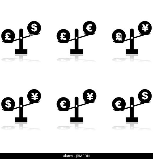 Different Currency Symbols Stock Photos Different Currency Symbols