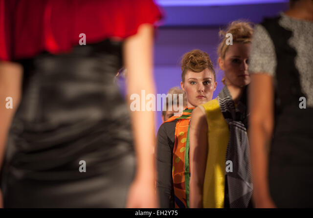Oxford fashion week cosmopolitan show Beautiful Canadian Wedding with Awesome Groom and