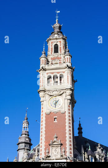 France nord picardy nord lille stock photos france nord for Chambre de commerce canada france