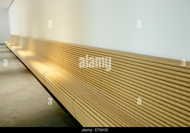 cardboard tube furniture. Bench Made Of Cardboard Tubes, Aspen Art Museum (by Architect Shigeru Ban), Tube Furniture