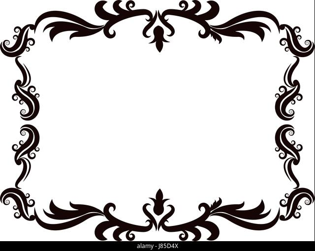 Baroque Style Frame Stock Photos & Baroque Style Frame Stock Images ...