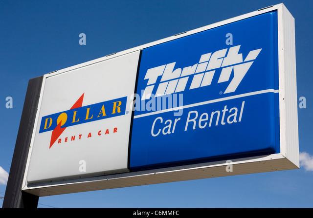 Dollar Thrifty Car Rental Dublin Airport