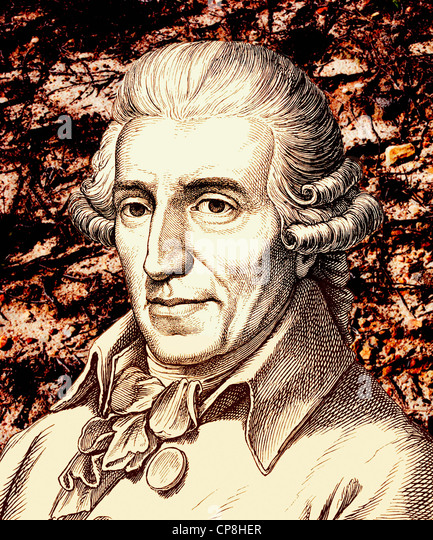 Franz Joseph Haydn 1732