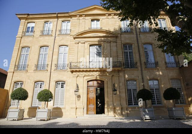 Northern provence stock photos northern provence stock - Hotel de caumont aix en provence ...