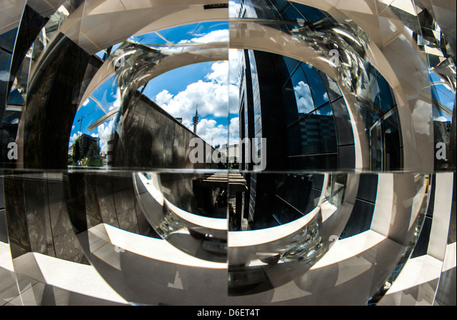 Odd shaped stock photos odd shaped stock images alamy Odd shaped mirrors