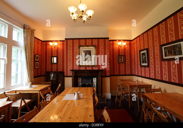 The Tea Rooms Papplewick
