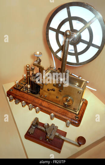 images of telegraph machine