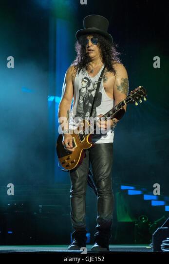 Slash Live 2016
