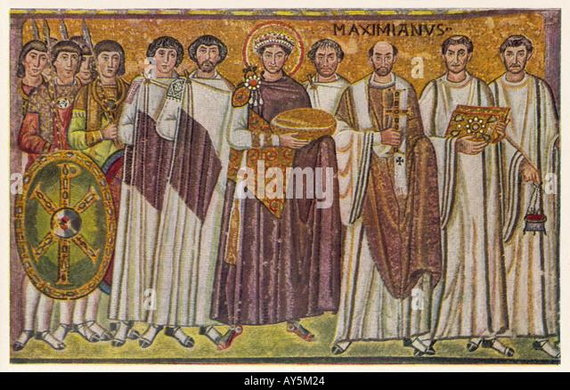 Justinian I Stock Photos & Justinian I Stock Images - Alamy