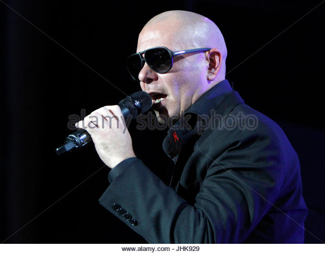 Pitbull rapper stock photos pitbull rapper stock images alamy pitbull rapper songwriter and record producer armando prez better known as voltagebd Image collections