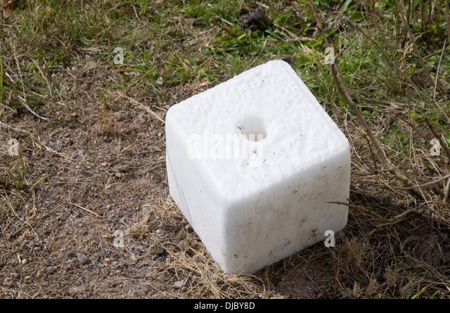 Salt lick blocks