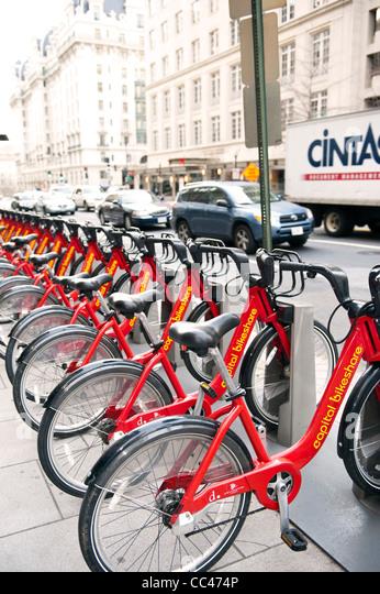 Bike Share Stock Photos Bike Share Stock Images Alamy