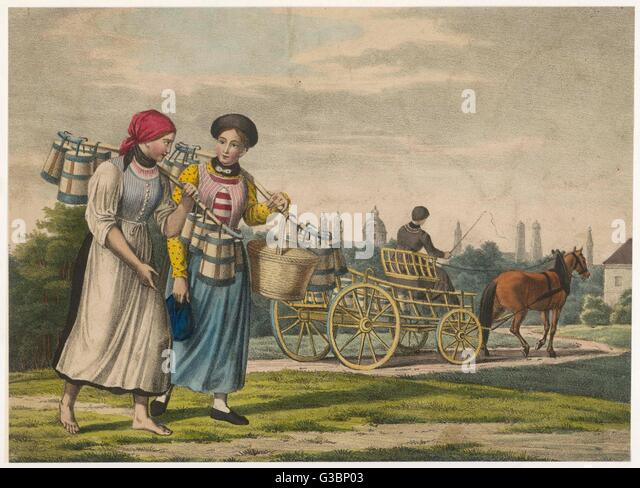 http://l7.alamy.com/zooms/ecff7601d2db4d8f8f9ddc84db2294d8/two-german-milkmaids-one-barefoot-carry-pails-of-milk-which-they-have-g3bp03.jpg