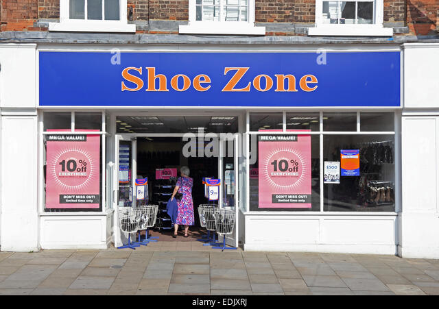 Shoe Zone London Shops