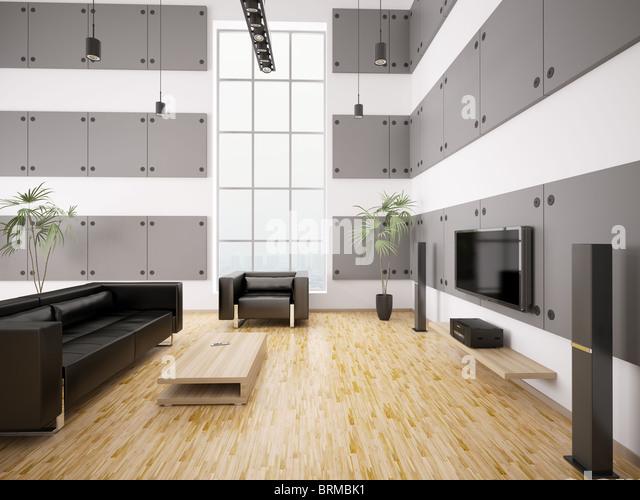 Speaker panels stock photos speaker panels stock images for Wohnzimmer sofa modern