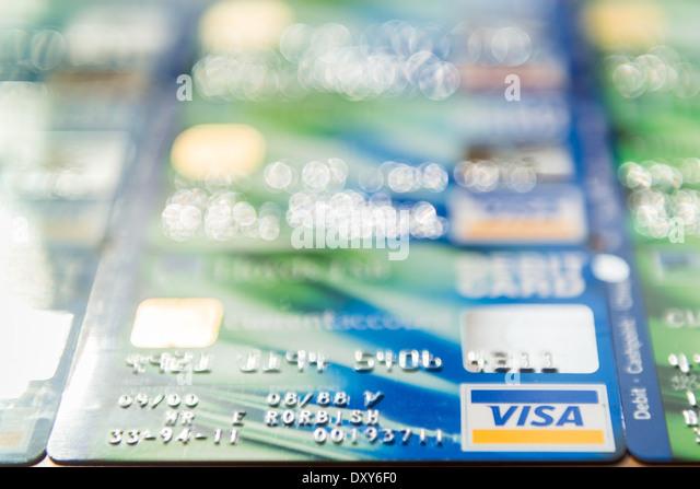 Lloyds tsb visa stock photos lloyds tsb visa stock images alamy lloyds tsb visa debit credit cards in selective focus stock image reheart Image collections