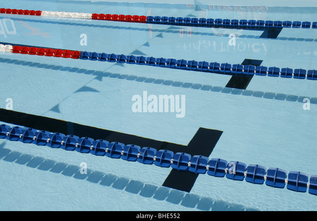 Olympic Swimming Pool Lanes olympic swimming pool empty stock photos & olympic swimming pool
