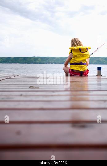 Children Wearing Lifejackets Stock Photos Amp Children