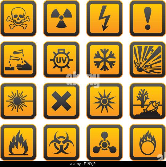 Biological Hazard Symbols Stock Photos & Biological Hazard Symbols ...