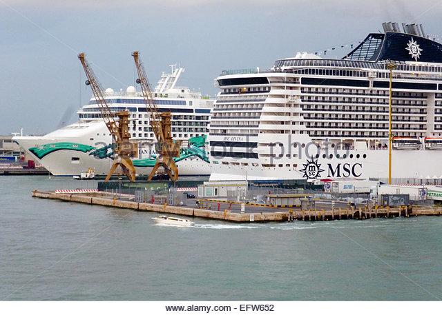 Venice Italy Port For Cruise Ships | Fitbudha.com