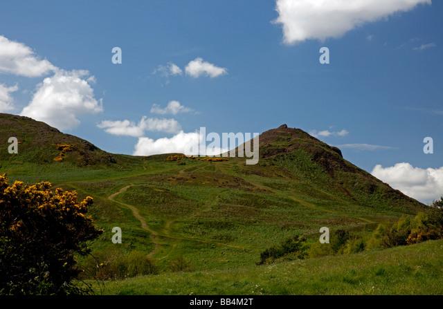 Holyrood Park Edinburgh Stock Photos & Holyrood Park ...