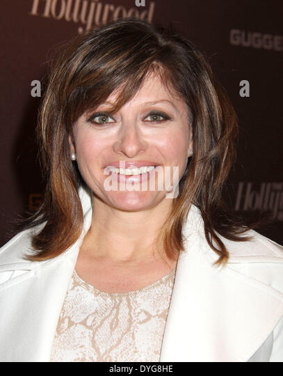 April 16 2014 new york new york u s maria bartiromo attends
