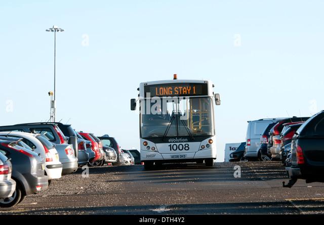 Car Park Long Stay Birmingham Airport
