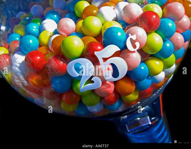 bubble gum machine images