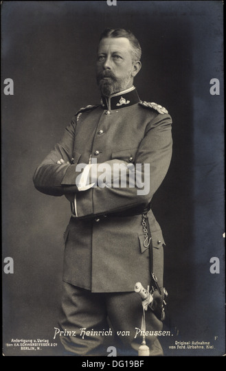 Prince Heinrich Of Prussia Stock Photos Amp Prince Heinrich