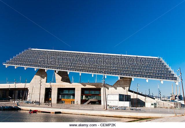 Solar plant spain stock photos solar plant spain stock - Solar barcelona ...