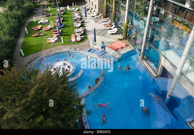 outdoor pool germany stock photos outdoor pool germany stock images alamy. Black Bedroom Furniture Sets. Home Design Ideas