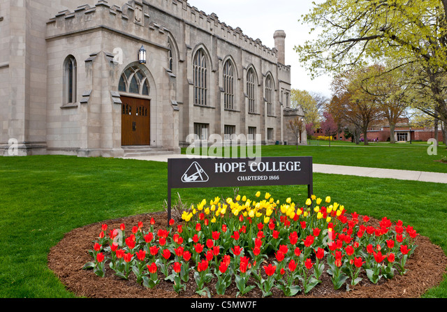 hope college in michigan
