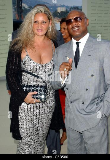 marvin hagler laureus sports awards dinner stock image