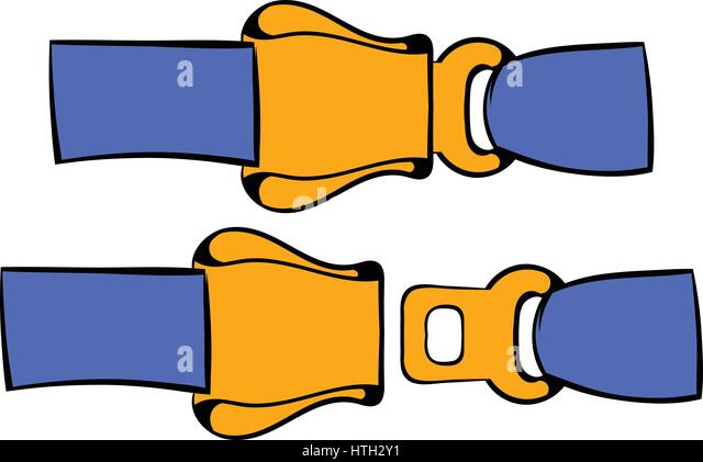 how to fix a cut seat belt