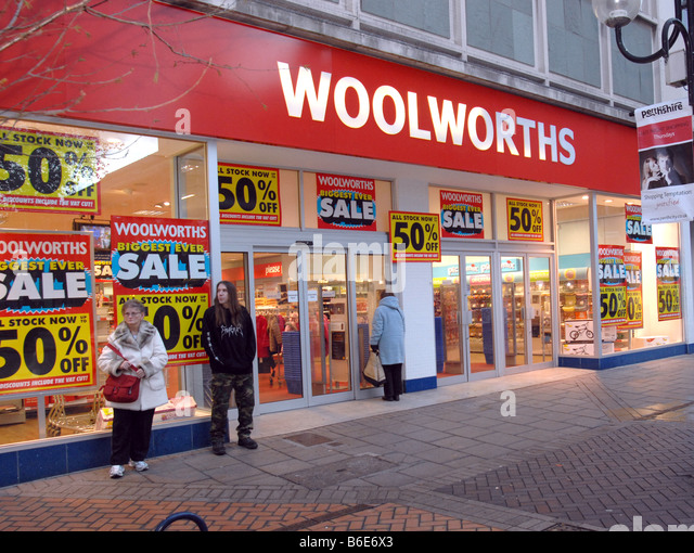 Woolworth Store Stock Photos & Woolworth Store Stock ...