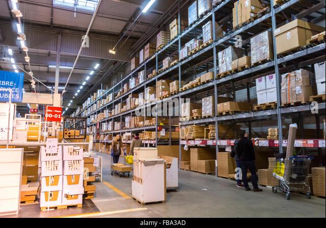 Ikea furniture shelves stock photos ikea furniture shelves stock images - Ikea online shop france ...
