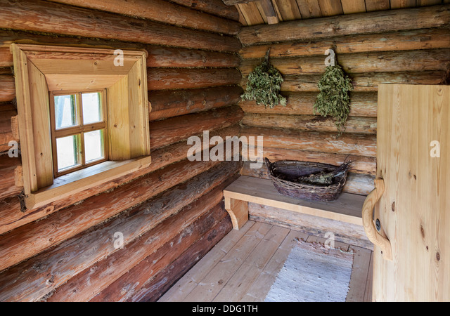 Birch and oak broom for a steam room - Stock Image & Broom Stick Stock Photos u0026 Broom Stick Stock Images - Alamy memphite.com