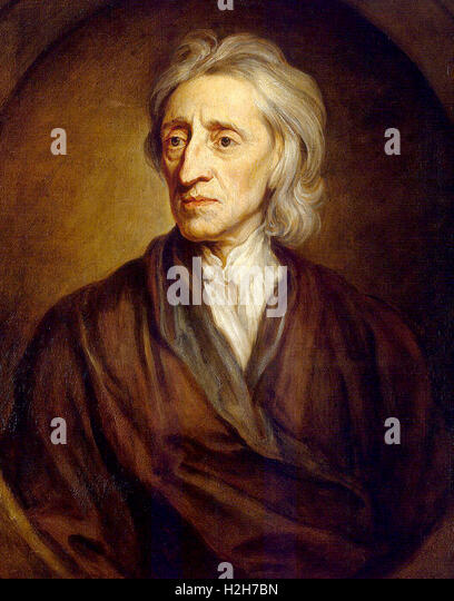 ideas of john locke a philosopher and physician Locke john locke was among the most famous philosophers and political  theorists of the  the normal course of education and training to become a  physician.