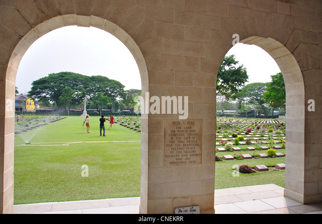 Burma Siam Railway Stock Photos & Burma Siam Railway Stock ...