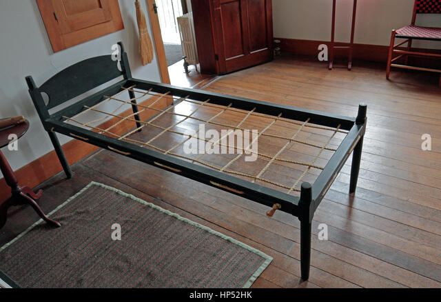 Rope Bed Stock Photos Rope Bed Stock Images Alamy
