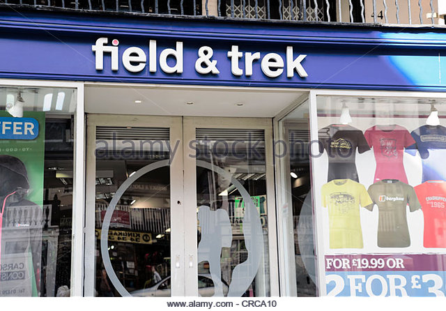 In actual fact, there is absolutely nothing wrong with Field & Trek. They offer reasonably discounted sportswear in the vein of Sports Soccer and Sportsworld, providing a wonderful alternative to JD Sports and the yowling masses of idiot thugs that wander those scummy aisles. This is less a store for sports clothes and more a store for sports gear.3/5(2).