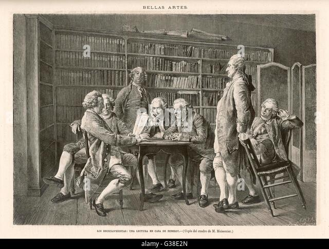 the life of the enlightened philosopher denis diderot Philosophical connections  denis diderot was born in langres, france, the son of a master cutler, and educated by the jesuits and at the university of paris (1729.
