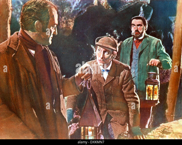 the hound of the beskerville Sherlock holmes had in his hands a stick left behind by a doctor the night before 'well, watson, what do you make of it' he asked.