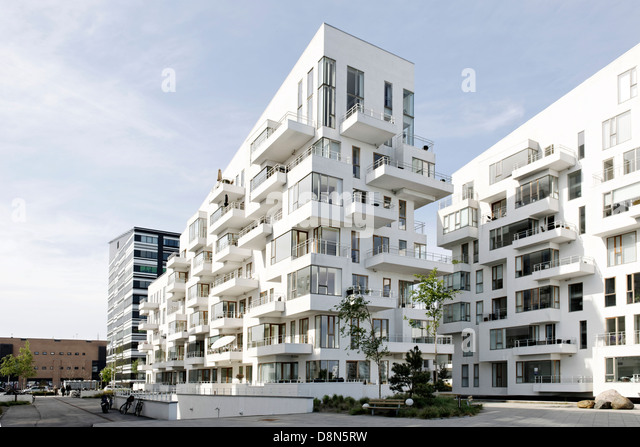 Modern Architecture Apartments