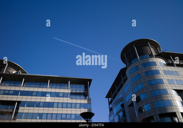 Modern plane stock photos modern plane stock images alamy - China southern airlines london office ...