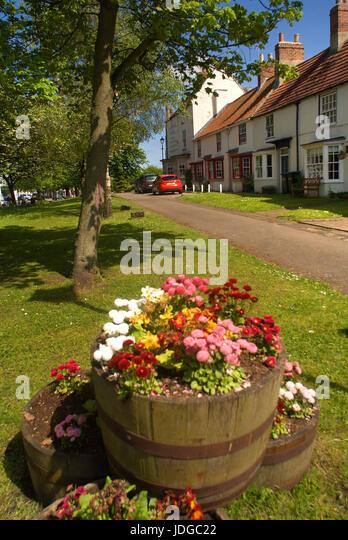 Charmant Sedgefield, County Durham   Stock Image
