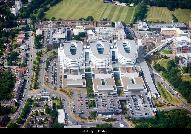 Birmingham Treatment Centre Car Park