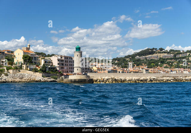 Riviera holidays stock photos riviera holidays stock images alamy - Piscine municipale cassis nice ...