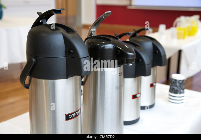 Coffee Flasks For Meeting Rooms