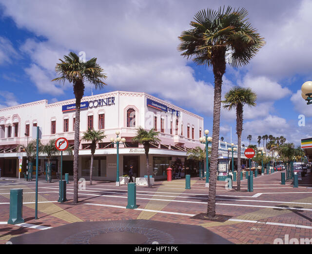 Napier nz stock photos napier nz stock images alamy for Deco hotel napier